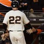 Giants top Red Sox on walk-off walk