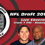 Buckeyes galore in first round of NFL draft. (Apr 27, 2016)