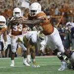 Five things we learned: Texas 50, Notre Dame 47