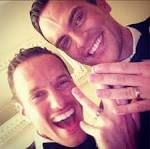 Cheyenne Jackson Marries Jason Landau In Celebrity-Filled Wedding