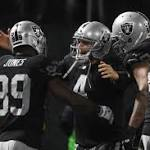 Kansas City Chiefs vs. Oakland Raiders: Full Report Card Grades for Oakland