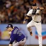 Posey hits game-ending 2-run homer for Giants