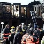Motel fire: Residents describe early morning 'terror' in Point Pleasant Beach