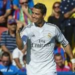 Levante 0-5 Real Madrid: Ronaldo stars again in comfortable win