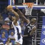 Magic hold off Nets for second straight win