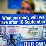 Can Scotland be independent and keep sterling?