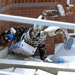 Robots strut their stuff at $3.5M DARPA Robotics Challenge in Pomona