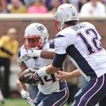 Patriots' offense looks to score in draft