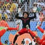 Costa Rica Makes History At World Cup; Mexico Falls 9 Minutes Short To ...