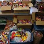 Program buys back Halloween candy from kids, sends it to soldiers