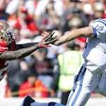 Austin Murphy: The Colts handled struggling Colin Kaepernick, 49ers with ease