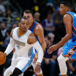 Five quick observations from the Thunder's 114-101 preseason loss in Denver