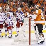 Game 5: Rangers-Flyers in review