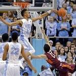 Brownlow: Court Vision: No. 15 North Carolina slogs its way through an ugly win