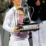 Sublime Errani lifts Dubai tennis title