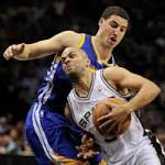 Recap: Golden State Warriors defeat San Antonio Spurs, 108-94. Also, the year ...