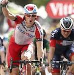 As Tour enters Pyrenees, Rogers wins 16th stage