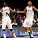 Nets Surge Past Kings