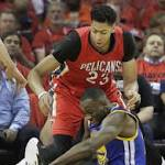 Pelicans blow 20-point lead in 4th quarter, lose Game 3 in overtime to Warriors