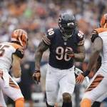 Peppers' exit from Bears likely about more than just money