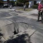 Aftershocks, aid are focus days after Napa earthquake