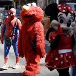 New York City Council to Rein in Times Square Costumed Characters with New Bill