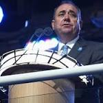 Salmond cries 'Freedom' as he plays politics with the Commonwealth Games ...