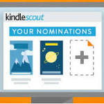 Amazon wants your vote on which books to publish