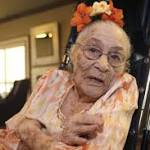 World's oldest person dies at age 116 after 6-day reign