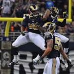 Donald, Mason, Gaines Make Professional Football Writers of America's All ...