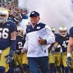 Notre Dame hoping defense can shut down Boilers