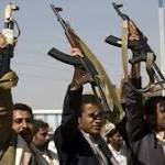 Shiite Houthi gunmen seize presidential palace in Yemen's capital