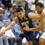 James Michael McAdoo, North Carolina hold off No. 25 Pittsburgh