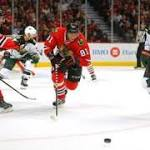 2014 NHL playoffs: Kane's OT goal lifts Blackhawks over Wild to win series