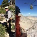 Body of missing Mt. Whitney hiker found over weekend