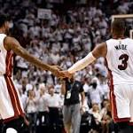Udonis Haslem wants to convince Dwyane Wade to come back to Miami
