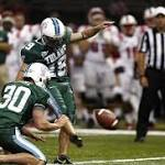 2012 Groza Award winner Tulane's Cairo Santos leads 2013 watch list