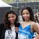 Chloe And Halle Talk What They've Learned From Michelle Obama And Beyoncé