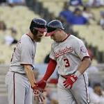 MLB roundup: LaRoche, Nats too much for Dodgers