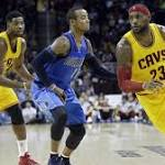 LeBron eyeing his third title, first for Cavaliers