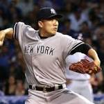 Yankees lose to Cubs, 6-1, as Masahiro Tanaka's win streak ends