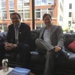 Matt Jones and Adam Edelen want to rebuild Kentucky's 'stale political system'