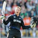 Martin Guptill: The New Zealand marauder smashes World Cup record