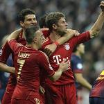 Bayern Munich Beats Barcelona 4-0 to Open Champions League Semis