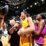 Candace Parker's Roller-Coaster Career Finally Includes WNBA Championship