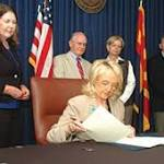 Ariz. governor appeals FEMA rejection of Yarnell aid