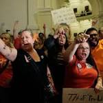 Texas senate gets second chance to approve controversial abortion bill