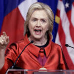Hillary Clinton's hawkish position on Russia troubling to right and left