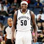 Agent: Grizzlies' Randolph agrees to extension