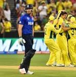 Australia v England, Cricket World Cup 2015: live